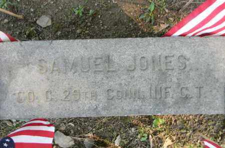 JONES (CW), SAMUEL - Berks County, Pennsylvania | SAMUEL JONES (CW) - Pennsylvania Gravestone Photos