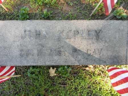 KEPPLE (KEPLEY) (CW), JOHN - Berks County, Pennsylvania | JOHN KEPPLE (KEPLEY) (CW) - Pennsylvania Gravestone Photos