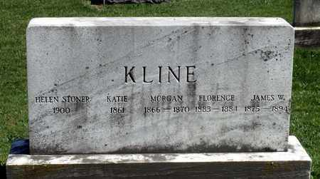 KLINE, MORGAN - Berks County, Pennsylvania | MORGAN KLINE - Pennsylvania Gravestone Photos