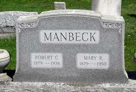 MANBECK, ROBERT C. - Berks County, Pennsylvania | ROBERT C. MANBECK - Pennsylvania Gravestone Photos