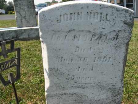 NOLL, JOHN - Berks County, Pennsylvania | JOHN NOLL - Pennsylvania Gravestone Photos