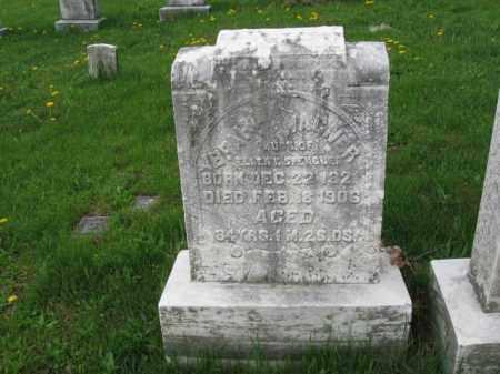 WAGNER, ABRAHAM - Berks County, Pennsylvania | ABRAHAM WAGNER - Pennsylvania Gravestone Photos
