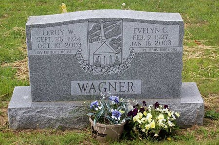 WAGNER, EVELYN CLAIRE - Berks County, Pennsylvania | EVELYN CLAIRE WAGNER - Pennsylvania Gravestone Photos