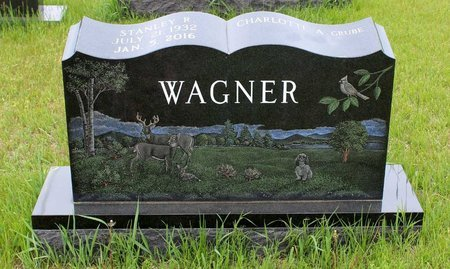 WAGNER, STANLEY R. - Berks County, Pennsylvania | STANLEY R. WAGNER - Pennsylvania Gravestone Photos
