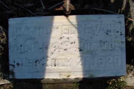EVANS (CW), WILLIAM HOWELL - Bradford County, Pennsylvania | WILLIAM HOWELL EVANS (CW) - Pennsylvania Gravestone Photos