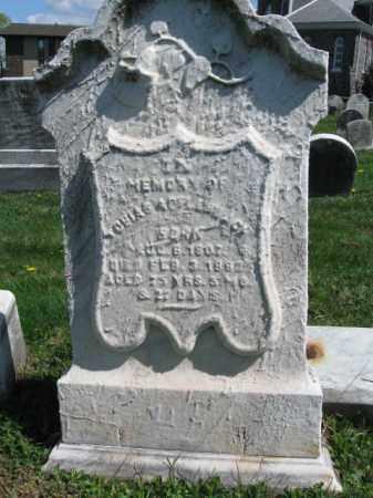 AFFLERBACH (W W MEX.), TOBIA A. - Bucks County, Pennsylvania | TOBIA A. AFFLERBACH (W W MEX.) - Pennsylvania Gravestone Photos