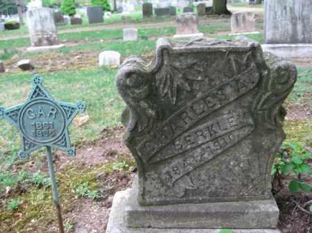 BERKLEY, CHARLES A. - Bucks County, Pennsylvania | CHARLES A. BERKLEY - Pennsylvania Gravestone Photos