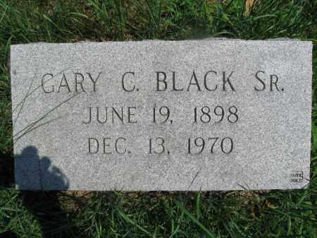 BLACK,SR., GARY C. - Bucks County, Pennsylvania | GARY C. BLACK,SR. - Pennsylvania Gravestone Photos