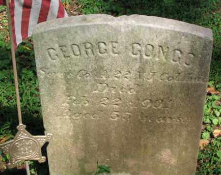 CONGO (CW), GEORGE - Bucks County, Pennsylvania | GEORGE CONGO (CW) - Pennsylvania Gravestone Photos