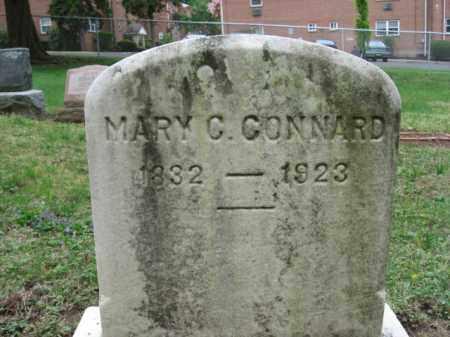 CONNARD, MARY C. - Bucks County, Pennsylvania   MARY C. CONNARD - Pennsylvania Gravestone Photos