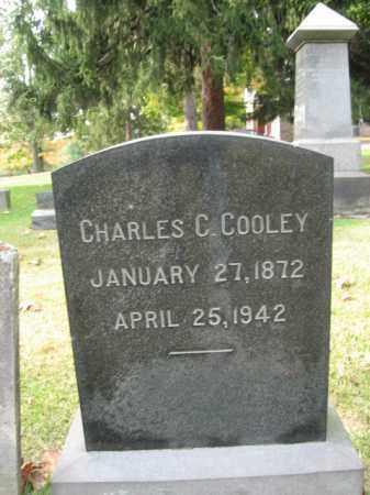 COOLEY, CHARLES C. - Bucks County, Pennsylvania   CHARLES C. COOLEY - Pennsylvania Gravestone Photos