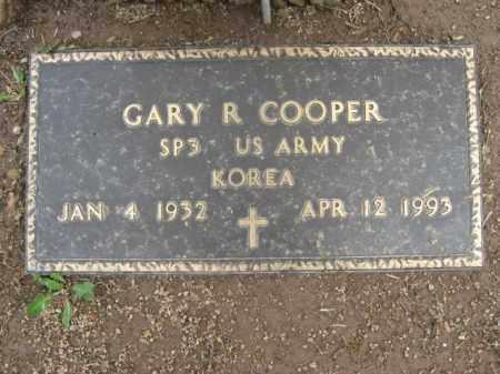 COOPER (KOREA), GARY  R. - Bucks County, Pennsylvania | GARY  R. COOPER (KOREA) - Pennsylvania Gravestone Photos