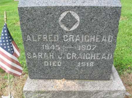 CRAIGHEAD (CW), ALFRED - Bucks County, Pennsylvania | ALFRED CRAIGHEAD (CW) - Pennsylvania Gravestone Photos