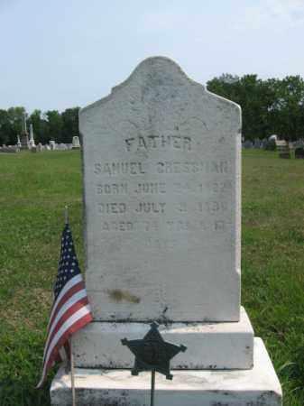 CRESSMAN, SAMUEL - Bucks County, Pennsylvania | SAMUEL CRESSMAN - Pennsylvania Gravestone Photos