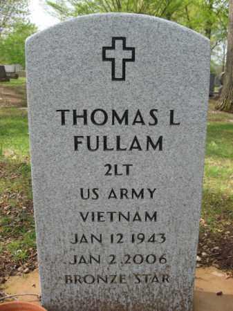 FULLAM, THOMAS  L. - Bucks County, Pennsylvania   THOMAS  L. FULLAM - Pennsylvania Gravestone Photos