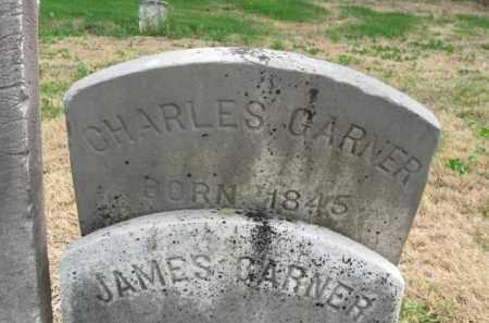 GARNER (CW), CHARLES - Bucks County, Pennsylvania   CHARLES GARNER (CW) - Pennsylvania Gravestone Photos