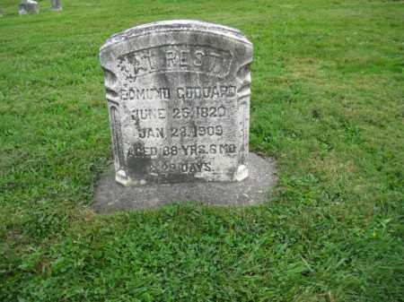 GODDARD, EDMUND - Bucks County, Pennsylvania | EDMUND GODDARD - Pennsylvania Gravestone Photos