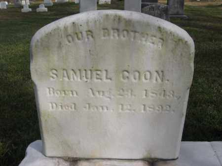 GOON, SAMUEL - Bucks County, Pennsylvania | SAMUEL GOON - Pennsylvania Gravestone Photos