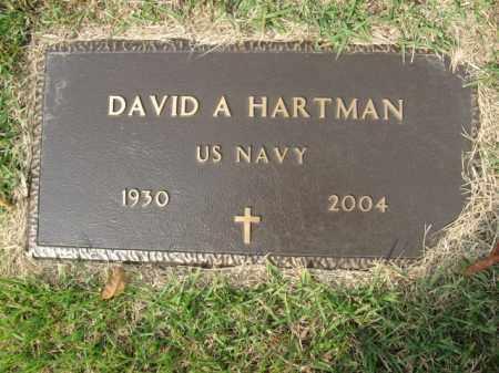 HARTMAN, DAVID A. - Bucks County, Pennsylvania | DAVID A. HARTMAN - Pennsylvania Gravestone Photos