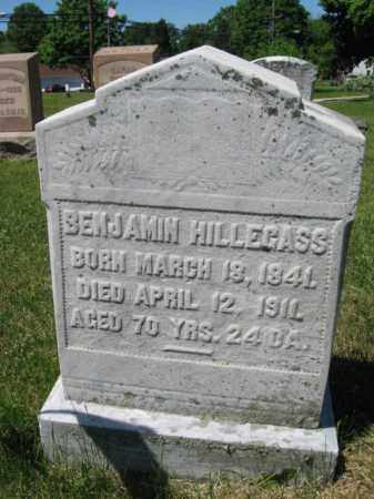 HILLEGASS, BENJAMIN - Bucks County, Pennsylvania   BENJAMIN HILLEGASS - Pennsylvania Gravestone Photos