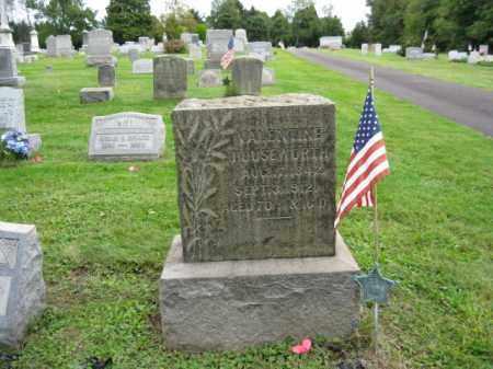 HOUSEWORTH (CW), VALENTINE - Bucks County, Pennsylvania | VALENTINE HOUSEWORTH (CW) - Pennsylvania Gravestone Photos