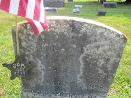HOWARD (CW), SAMUEL - Bucks County, Pennsylvania | SAMUEL HOWARD (CW) - Pennsylvania Gravestone Photos