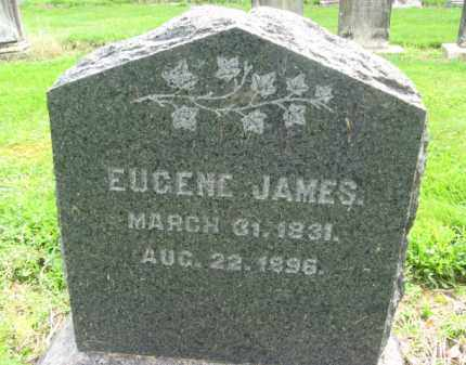 JAMES (CW), EUGENE - Bucks County, Pennsylvania | EUGENE JAMES (CW) - Pennsylvania Gravestone Photos