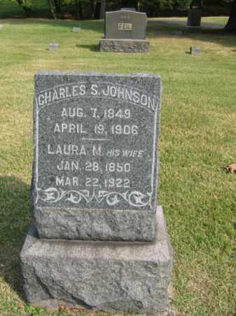 JOHNSON, CHARLES S. - Bucks County, Pennsylvania | CHARLES S. JOHNSON - Pennsylvania Gravestone Photos