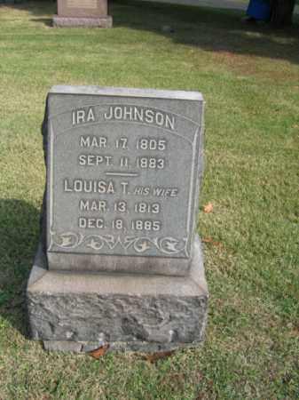 JOHNSON, IRA - Bucks County, Pennsylvania | IRA JOHNSON - Pennsylvania Gravestone Photos