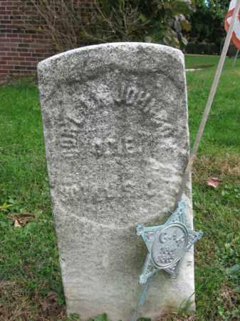 JOHNSON, JORDAN - Bucks County, Pennsylvania | JORDAN JOHNSON - Pennsylvania Gravestone Photos