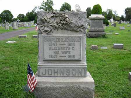 JOHNSON(CW), CHARLES S. - Bucks County, Pennsylvania | CHARLES S. JOHNSON(CW) - Pennsylvania Gravestone Photos