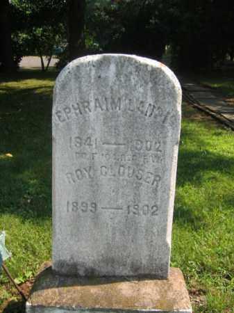 LANDIS, EPHRAIM - Bucks County, Pennsylvania | EPHRAIM LANDIS - Pennsylvania Gravestone Photos