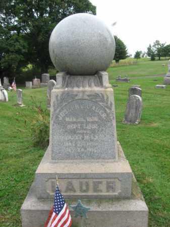 LAUER (CW), JOSEPH S. - Bucks County, Pennsylvania | JOSEPH S. LAUER (CW) - Pennsylvania Gravestone Photos