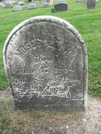 LEAR, MOSES - Bucks County, Pennsylvania   MOSES LEAR - Pennsylvania Gravestone Photos