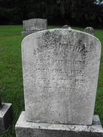 MATHIAS, JAMES - Bucks County, Pennsylvania | JAMES MATHIAS - Pennsylvania Gravestone Photos