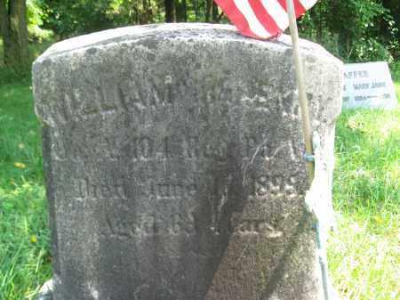 MCHENRY (CW), WILLIAM - Bucks County, Pennsylvania   WILLIAM MCHENRY (CW) - Pennsylvania Gravestone Photos