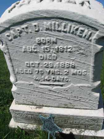 MILLIKEN (CW), CAPT.DAVID - Bucks County, Pennsylvania | CAPT.DAVID MILLIKEN (CW) - Pennsylvania Gravestone Photos