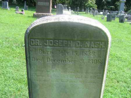 NASH, JOSEPH D. - Bucks County, Pennsylvania | JOSEPH D. NASH - Pennsylvania Gravestone Photos