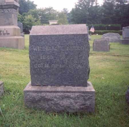 NEELD, CORP. WILLIAM T. - Bucks County, Pennsylvania | CORP. WILLIAM T. NEELD - Pennsylvania Gravestone Photos