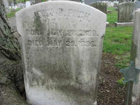PUCH, JOHN B. - Bucks County, Pennsylvania | JOHN B. PUCH - Pennsylvania Gravestone Photos