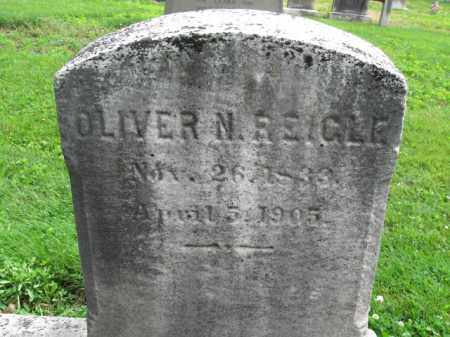 REIGLE (CW), OLIVER N. - Bucks County, Pennsylvania | OLIVER N. REIGLE (CW) - Pennsylvania Gravestone Photos