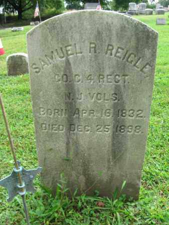 REIGLE (CW), SAMUEL R. - Bucks County, Pennsylvania | SAMUEL R. REIGLE (CW) - Pennsylvania Gravestone Photos