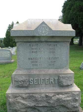 SEIFERT, DAVID W. - Bucks County, Pennsylvania | DAVID W. SEIFERT - Pennsylvania Gravestone Photos