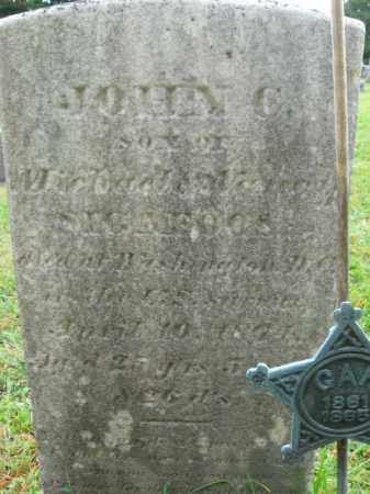 SIGAFOOS, JOHN C. - Bucks County, Pennsylvania | JOHN C. SIGAFOOS - Pennsylvania Gravestone Photos
