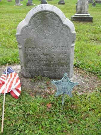 SMITH (CW), LEWIS R. - Bucks County, Pennsylvania   LEWIS R. SMITH (CW) - Pennsylvania Gravestone Photos