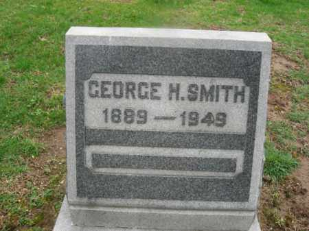 SMITH, GEORGE  H. - Bucks County, Pennsylvania | GEORGE  H. SMITH - Pennsylvania Gravestone Photos