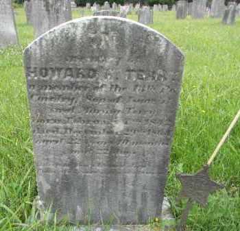 TERRY (CW), HOWARD H. - Bucks County, Pennsylvania | HOWARD H. TERRY (CW) - Pennsylvania Gravestone Photos