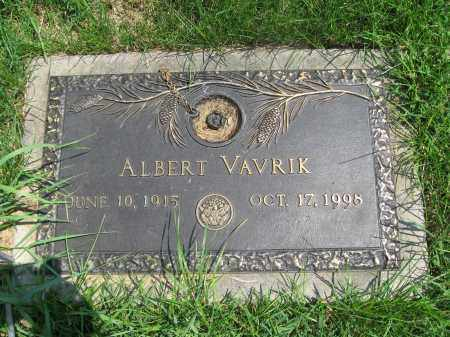 VAVIK, ALBERT - Bucks County, Pennsylvania | ALBERT VAVIK - Pennsylvania Gravestone Photos