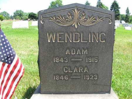 WENDLING (CW), ADAM - Bucks County, Pennsylvania | ADAM WENDLING (CW) - Pennsylvania Gravestone Photos