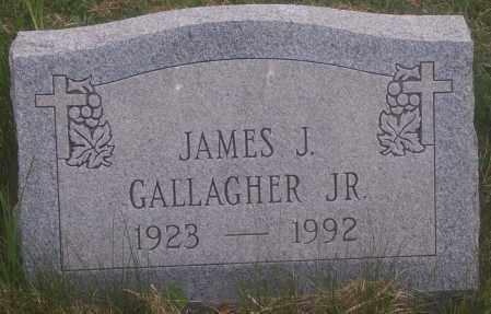GALLAGHER, JAMES J., JR. - Carbon County, Pennsylvania | JAMES J., JR. GALLAGHER - Pennsylvania Gravestone Photos